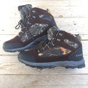 Hi-Tec Oregon Camo Hiking Boots